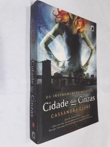 Cidade Das Cinzas - Os Instrumentos Mortais Volume 2