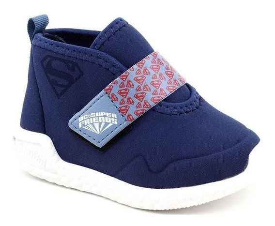 Tênis Grendene Kids Infantil Fashion Pets - Azul