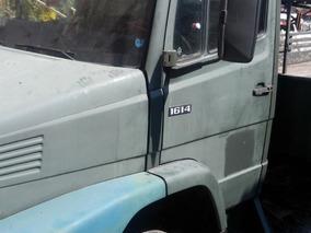 Mercedes-benz Mb-1614 - Raridade 120 Mil Km Original / Toco