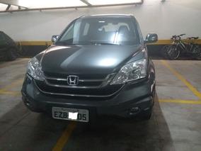 Honda Cr-v 2.0 Exl 4x4 Blindada Sem Delaminação