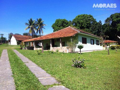Chácara Com 3 Dormitórios À Venda, 60000 M² Por R$ 780.000,00 - Zona Rural - Botucatu/sp - Ch0012