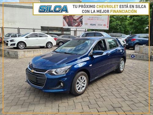 Chevrolet Onix Lt 2022 Azul 0km