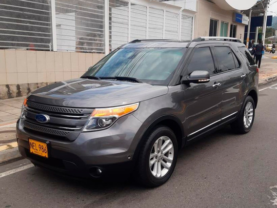 Ford Explorer Limited Full 7 Puestos