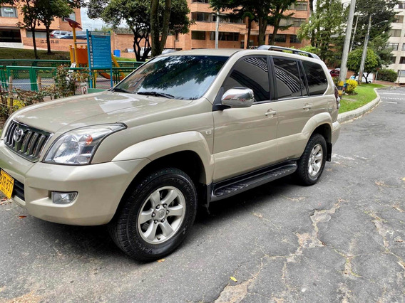 Toyota Land Cruiser Prado Vx - Europea