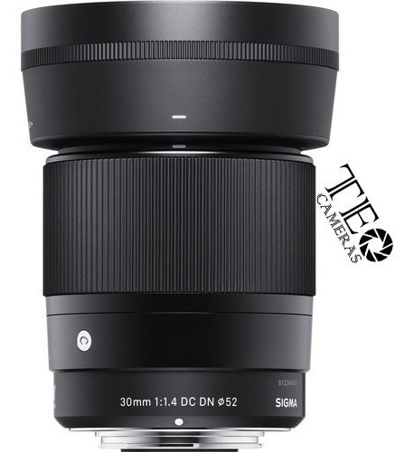 Sigma 30mm F/1.4 Dc Dn Sony E-mount Imperdível - C/ Nfe