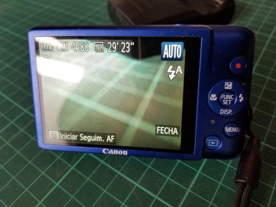 Camara Digital Canon Elph 100 Hs 12 Mp Memoria 8gb