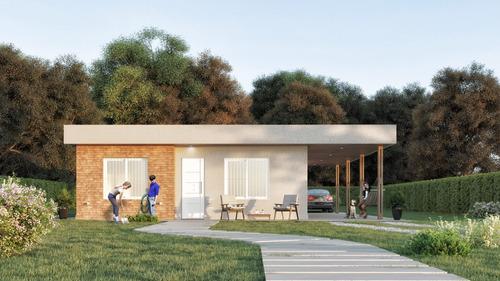 Imagen 1 de 2 de Vilahouse Casas Prefabricadas, Modelo 5050 3 Dorm. + 1 Baño