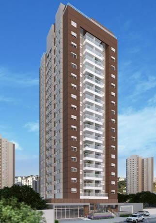 Imagem 1 de 12 de Apartamento À Venda No Bairro Saúde - São Paulo/sp - O-18477-30779