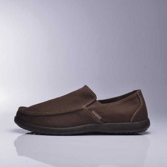 Mocasines Crocs Santa Cruz-c-202972220- Open Sports