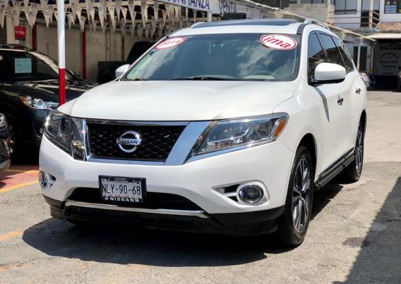 Nissan Pathfinder Exclusive 2014