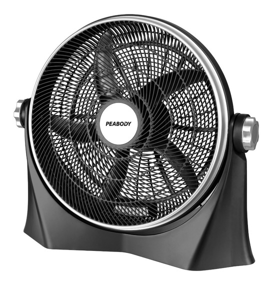 Ventilador Turbo De Pie 2090 Peabody Ventiladores Pie Full