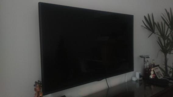 Smart Tv 60 Polegadas Com Tela Trincada