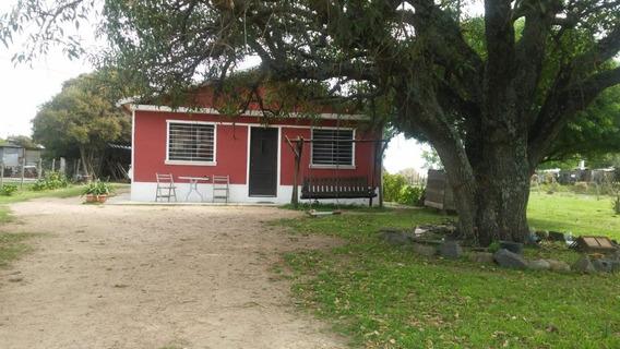 Casa Sobre Ruta 34 Con 1ha De Campo