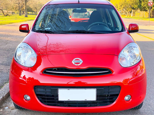 Nissan March 1.6 16v 106cv Extra Full Mt 2012
