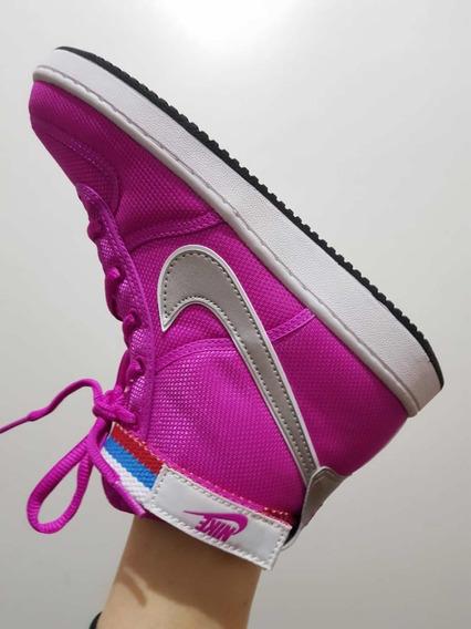 Nike Vandal High Suprime Zapatillas Botitas Mujer