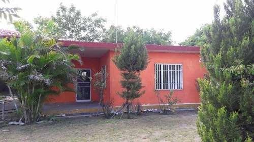 Venta Oportunidad! Excelente Terreno Arbolado Casa Estilo Rustico(vsc