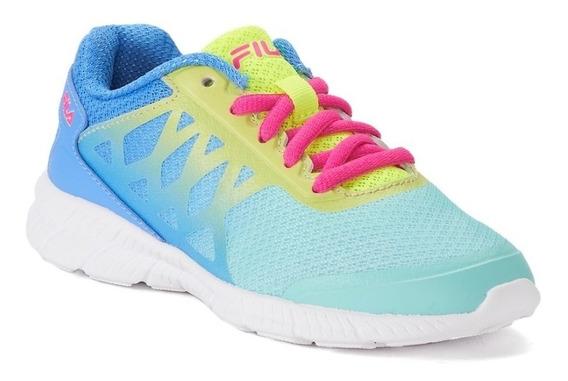 Zapatos Fila Para Damas Originales Talla 38.5