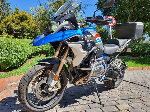 Bmw R 1200 Gs Version Rally - Intacta