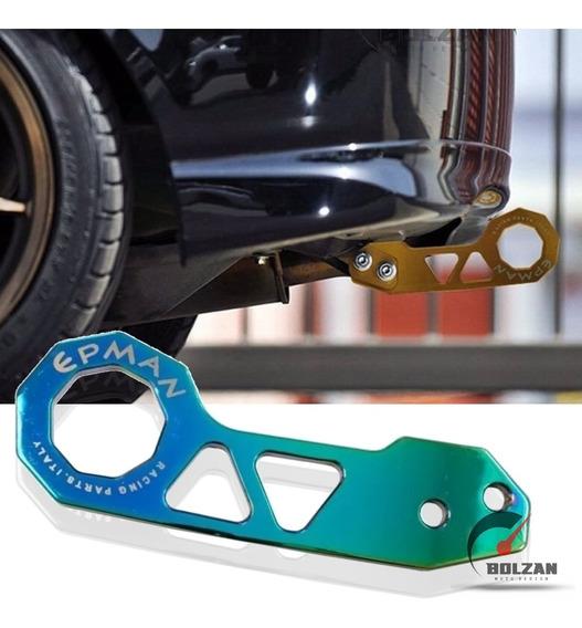 Engate Esportivo Traseiro Tow Hook Epman - Neo Chrome