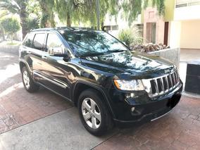 Jeep Grand Cherokee 2013, Limited Premium, 4x4,techo Panoram