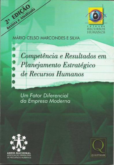 Livro - Competências E Resultados Em Planejamto Estratégico