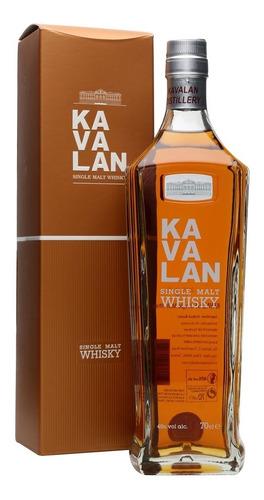 Whisky Kavalan Classic Single Malt Taiwan 700ml En Estuche