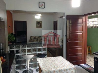 Casa Residencial À Venda, Conjunto Residencial Galo Branco, São José Dos Campos. - Ca0313