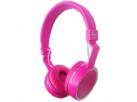 Fone Ouvido Knup Kp421 Rosa