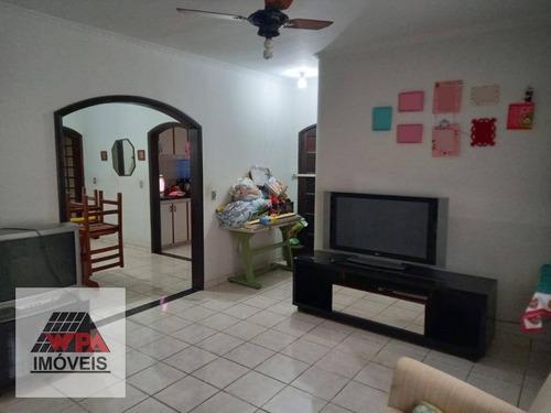 Casa À Venda, 194 M² Por R$ 630.000,00 - Jardim Pérola - Santa Bárbara D'oeste/sp - Ca3810