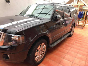 Ford Expedition 5.4 Limited Max 4x2 Mt 2014