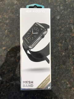 Pulseira Apple Watch 42mm Preta