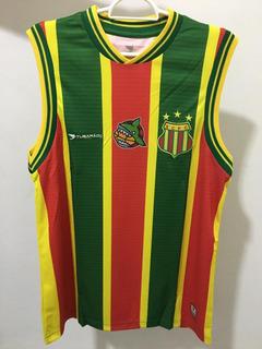 Camiseta Regata Sampaio Basquete, Tricolor, Ref: 3413009