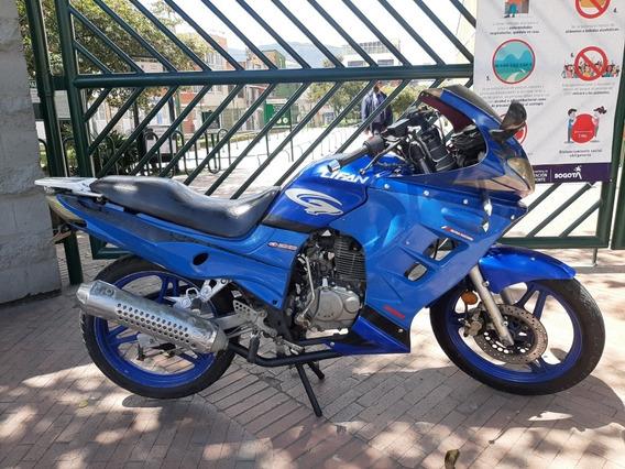 Moto Ayco Tipo Ninja 200cc 2008 Barata $1.450.000 Bogota