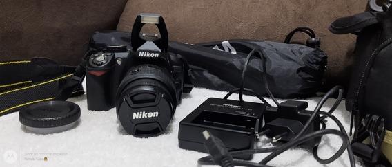 Camera Nikon D3100 Semi Nova