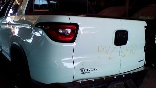 Sucata Fiat Toro 1.8 16v  Flex