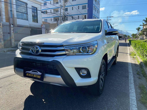 Toyota Hilux 2017 2.8 Tdi Srx Cab. Dupla 4x4 Aut. 4p
