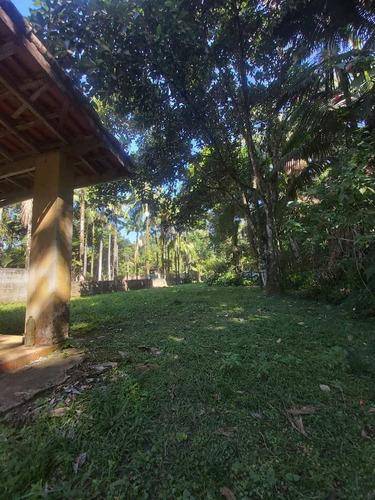 Chácara Com 2 Dorms, Aguapeu, Itanhaém - R$ 150 Mil, Cod: 2764 - V2764