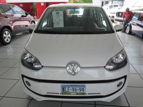 Volkswagen Up 4 Cilindros 2016 Blanco