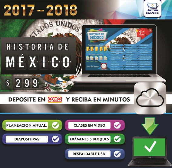 Planeaciones Historia De México 3° - Secundaria