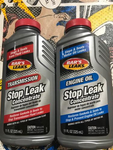 Imagen 1 de 5 de Stop Leaks Ultra Sellador Fuga En Transmision Aceite Oil