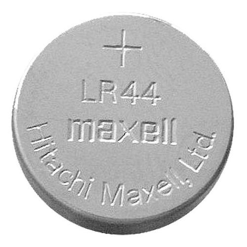 Pilas Maxell Lr44 A76 1.5v Alcalina X10 Agente Oficial Caba