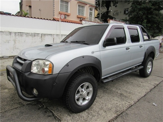 Nissan Frontier 2.8 Xe 4x2 Cd Turbo Eletronic Diesel 4p Manu