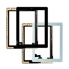 Tela Vidro Com Botao Home E Touch Screen iPad 2 A1395 A1396