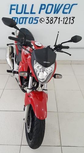 Honda Cb 300r  Vermelha  2015/15