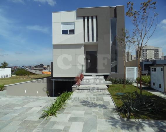 Casa Para Venda - Jardim Lorian. Imóvel Novo, Nunca Habitado. 530m² De Área Útil - Ca03581 - 4488419