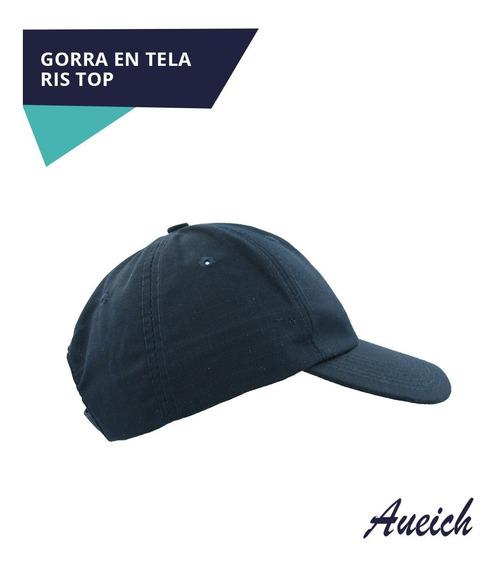 Gorra Tela Ris Top Azul Marino