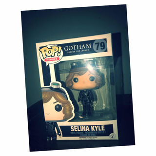 Funko Pop! Selina Kyle - Gotham - Gatubela ¡super Oferta!