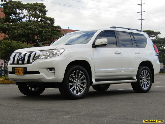 Toyota Prado Txl 3000 At Aa Ab Abs Tc 4x4