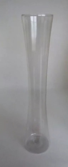 15florero Modelo Espiga Centro De Mesa Plastico Tipo Cristal