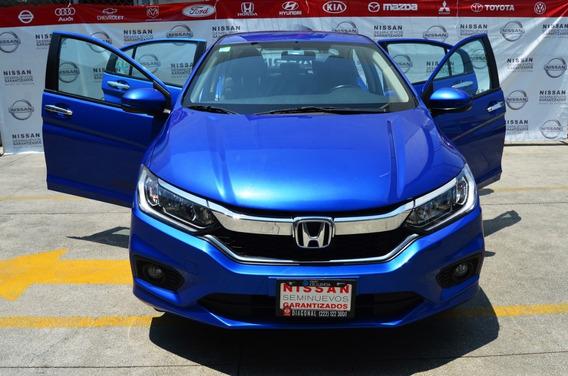 Honda City Ex Cvt 2018